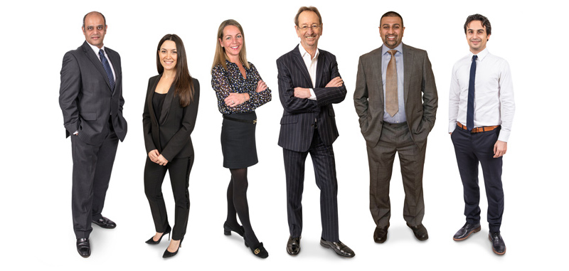 Latchford and Latchford Dental Team